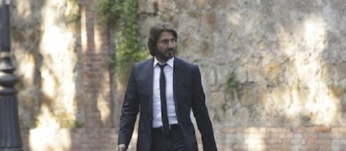 Daniele Liotti ha interpretato Claudio Sabatini