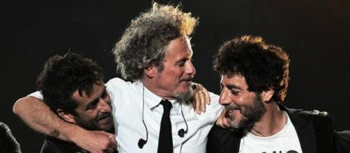 Daniele Silvestri, Niccolò Fabi, Max Gazzé