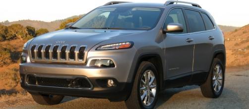 Ecco la nuova Jeep Cherokee 2015