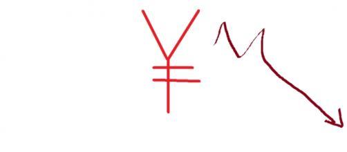 El Yen que cada día va en caída libre