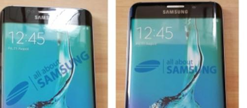 Il Samsung Galaxy S6 Edge Plus.