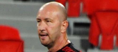 Il tecnico della Sampdoria Walter Zenga