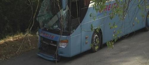 Incidente vicino l'Unical a Cosenza.