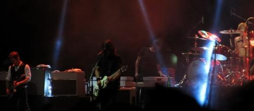 Rockin 1000 Cesena: Learn to Fly Foo Fighters