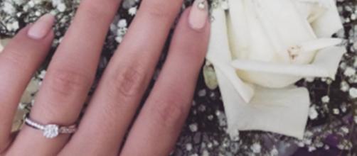 Sharon Bergonzi presto sarà sposa