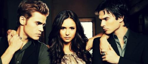 The Vampire Diaries - primo episodio su Delena