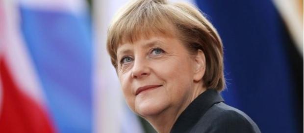 Angela Merkel, the cancellor of Germany