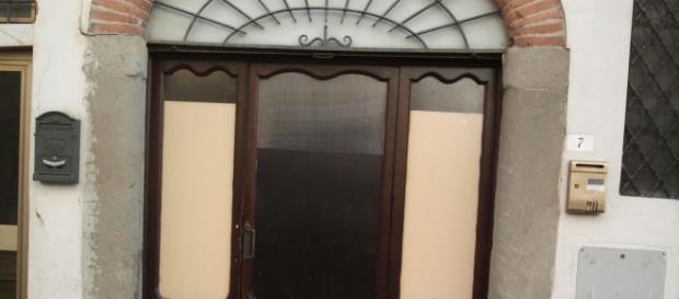 Attuale sede del Centro Culturale Islamico