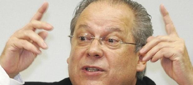 Ex - ministro instituiu o Petrolão