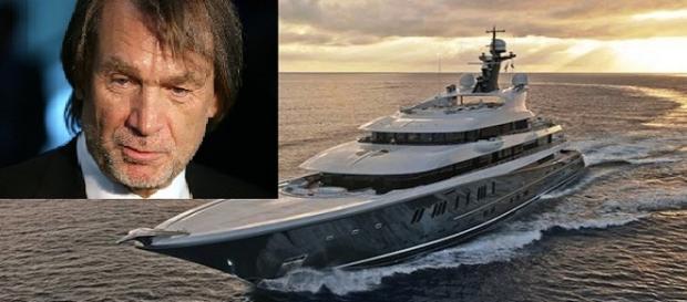 Jacht Kulczyka wart 360 mln zł