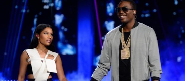 Nicki reportedly dumps rapper, Meek Millz