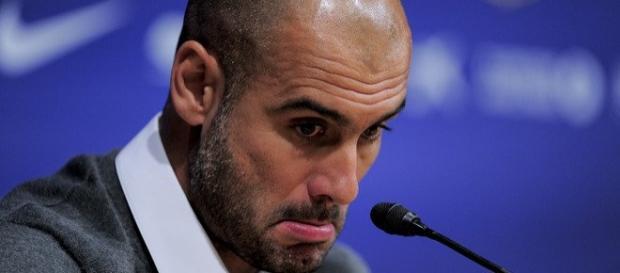 Unter Erfolgsdruck: Pep Guardiola beim FC Bayern