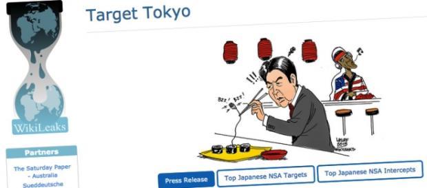 Wikileaks pubblica il dossier 'Target Tokyo'
