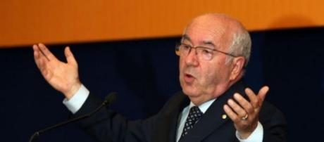 Carlo Tavecchio, presidente della Federcalcio