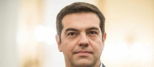 Il Premier della Grecia Tsipras