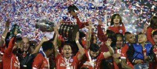 Le Chili remporte sa Copa America aux tirs au but