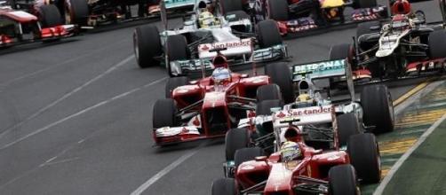 economico per lo sconto f9bdb 2114b Orari Gp F1 Silverstone in Inghilterra: calendario e ...