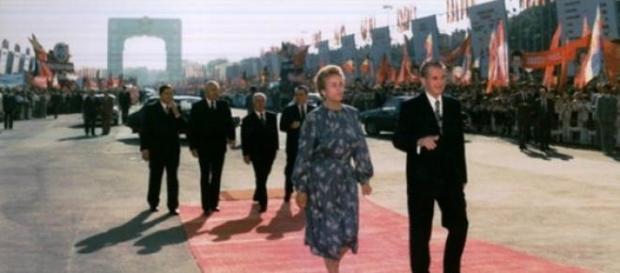 Nicolae Ceausescu a construit tuneluri secrete