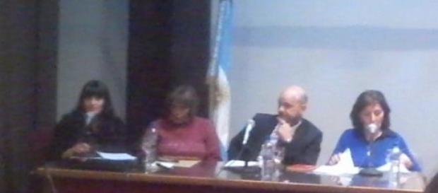 Panel Femicidio, en el Colegio de Abogados