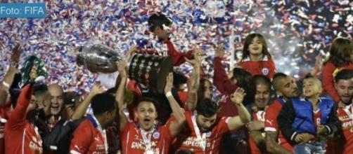 Chile es campeón de la Copa América
