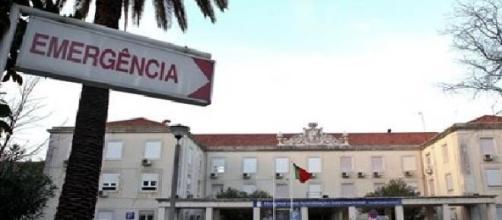 Hospital Dona Estefânia, onde Maria Inês faleceu.