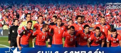 Il Cile vince la Coppa America