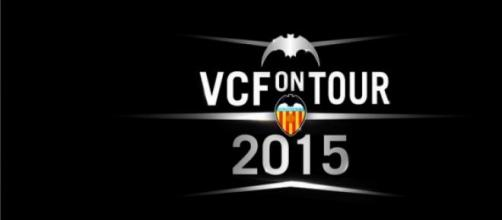 La pretemporada del Valencia C.F.