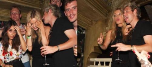 Niall Horan muito íntimo com Laura Whitmore