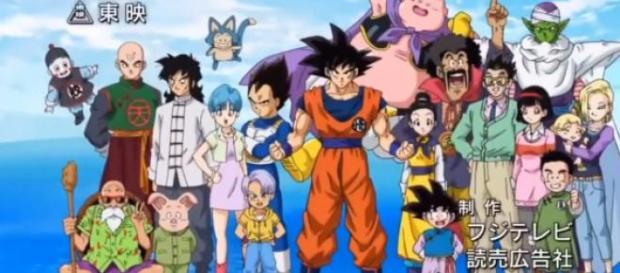 Imagen del inicio de la serie