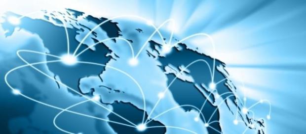 O mundo está cada vez mais conectado.