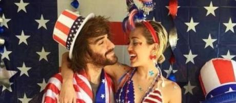 Muy patriota disfrutó del 4 de julio