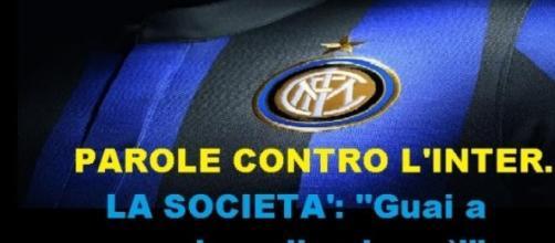Comunicato dell'Inter contro le parole dei viola