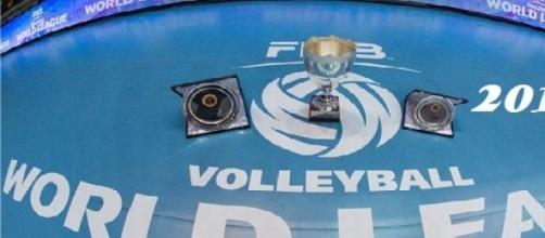 Final Six World League 2015 in tv: date, gironi