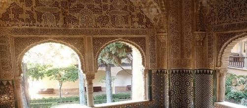 La Alhambra. Autor de la fotografía: Rolf Kleef
