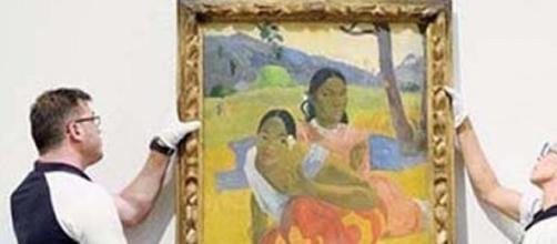 La pintura más cara de la historia