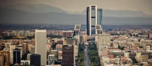 Madrid en imagen de archivo