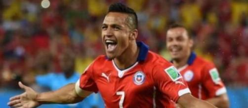 Sanchez, il talento che ha segnato l'ultimo rigore