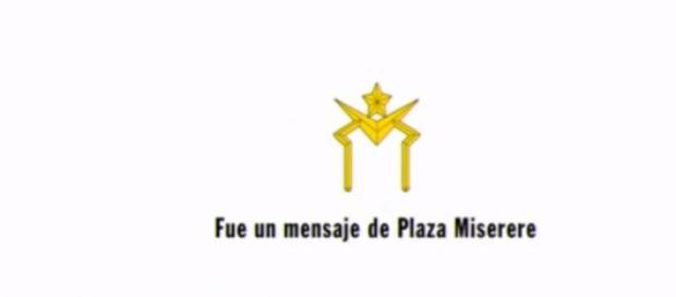 Captura final del video de 'Plaza Miserere'