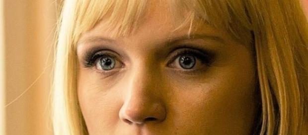 Emily Berrington as Niska in AMC's Humans