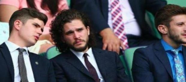 Kit Harington won't let his hair get cut