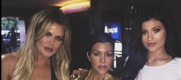 Kylie Jenner ist mit Tyga überglücklich