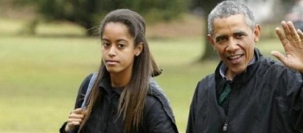Malia Obama está a trabalhar com equipa de 'Girls'
