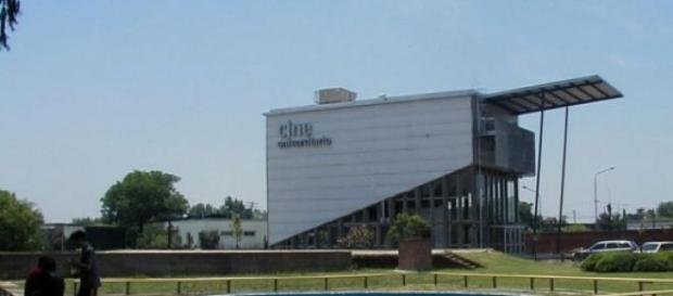 Una de las 54 universidades nacionales