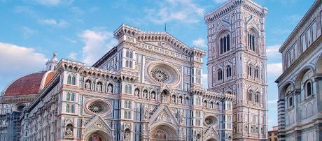 Catedral de Florença foi local do crime.