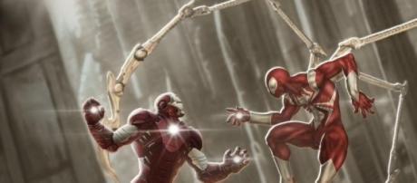 ¿Aparecerá el traje mecánico de Spider-Man?