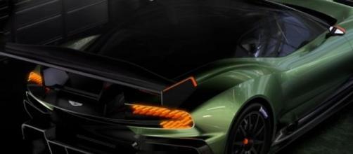 Aston Martin: La nuova Hypercar britannica.