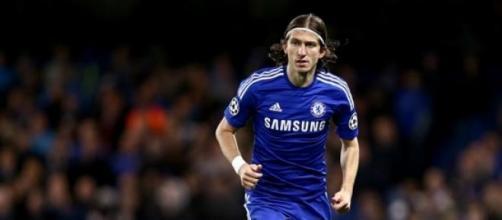Il terzino sinistro del Chelsea, Filipe Luis