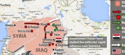 La complessa situazione in Medio Oriente