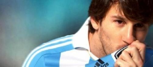 Lionel Messi agradeció el gran apoyo
