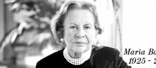 Maria Barroso tinha 90 anos.
